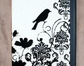 Black Velvet Bird Journal