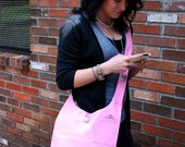 Pretty Pink and Floral Sling Bag