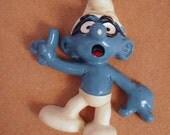 CLEARANCE SALE Brainy Magnet Smurf Smurfs PVC Figure Peyo Schleich Bully