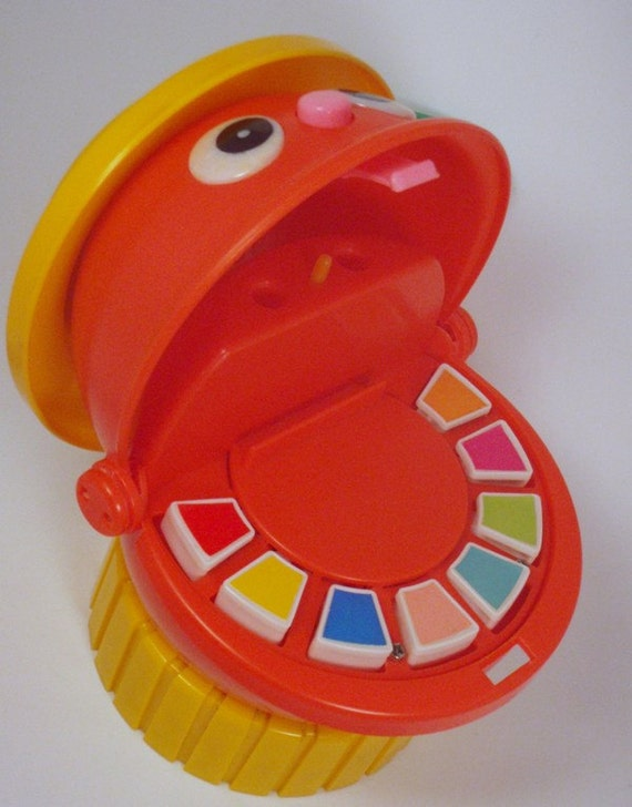 Melody Mike 70s Kids Piano Toy