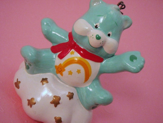 Wish Bear Care Bears Christmas Holiday Ornament by ...