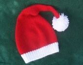 Baby Elf Hat Pattern