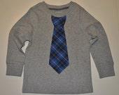 Tie Shirt - 12-18m, 18-24m, 2T, 3T, 4T