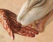 1oz Henna leaf powder mehndi dyeing hair silk wool wedding purity skin health fertility