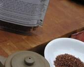 1oz Red Rooibos USDA Certified Organic herbal tea decaf healthy baking culinary dye