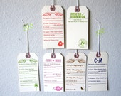 Wedding Wish Tags - Custom Order for meakelley