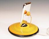 1/2 Price Sale. iPhone dock. iPod dock. Sunflower yellow. Handmade. FAST SHIPPING. 71