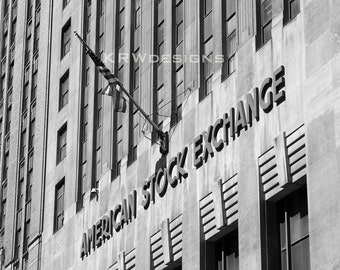 American Stock Exchange, New York City
