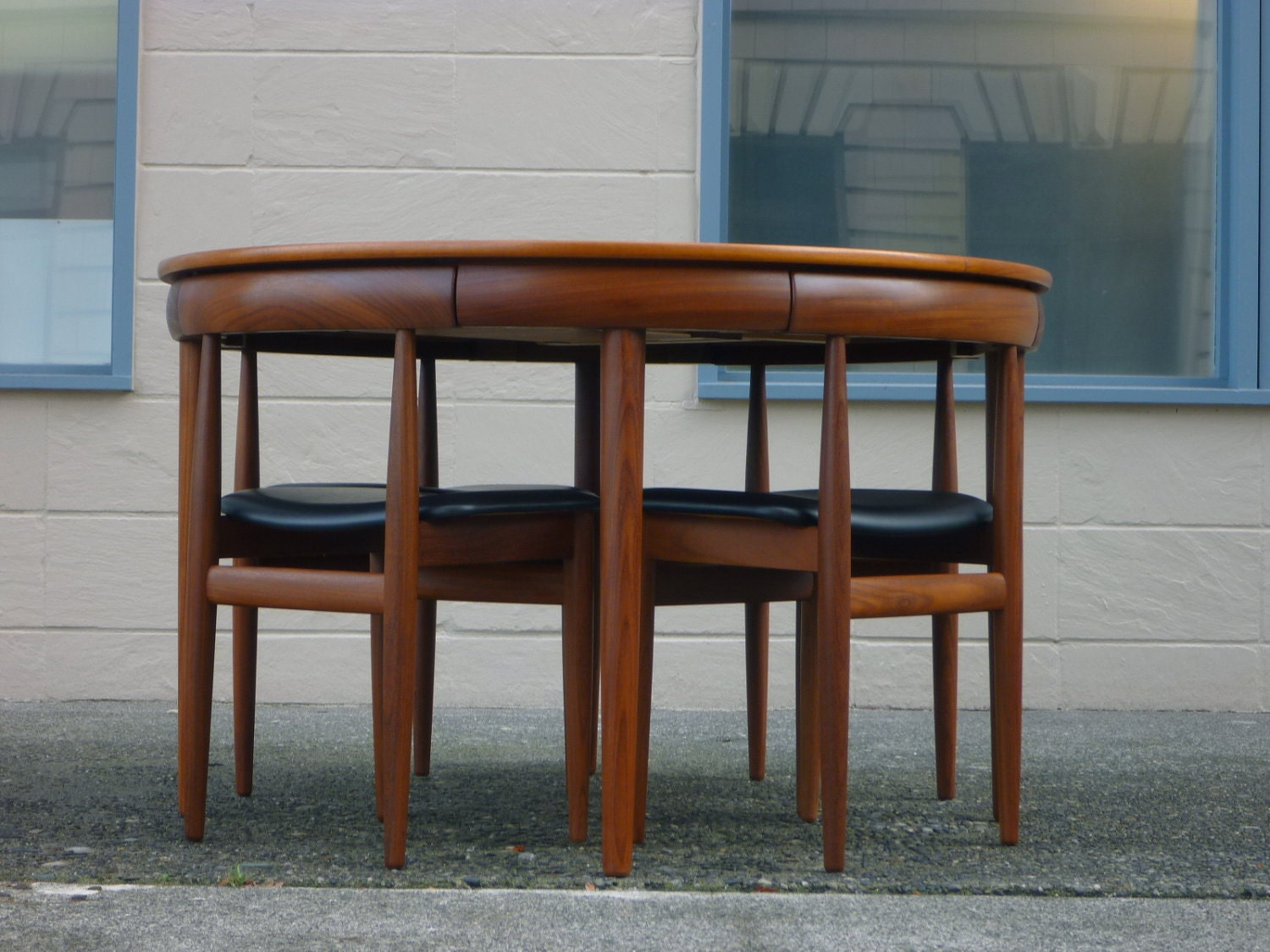 mid century Hans Olsen dining set : ilfullxfull283749547 from www.etsy.com size 1500 x 1125 jpeg 284kB