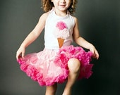 Ice Cream Couture Birthday Pettiskirt Set (RESERVED LISTING)