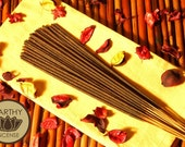 SWEET PINE Incense Sticks - Handcrafted Premium Bamboo Incense - by EARTHY Incense