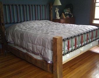 King size bedframe