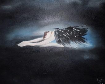 A Swan's Farewell