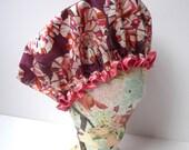 Shower Cap  Floral