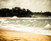 Big Beach Waves