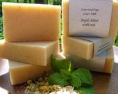 Triple Mint (with Goats Milk and Hemp Seed oil)