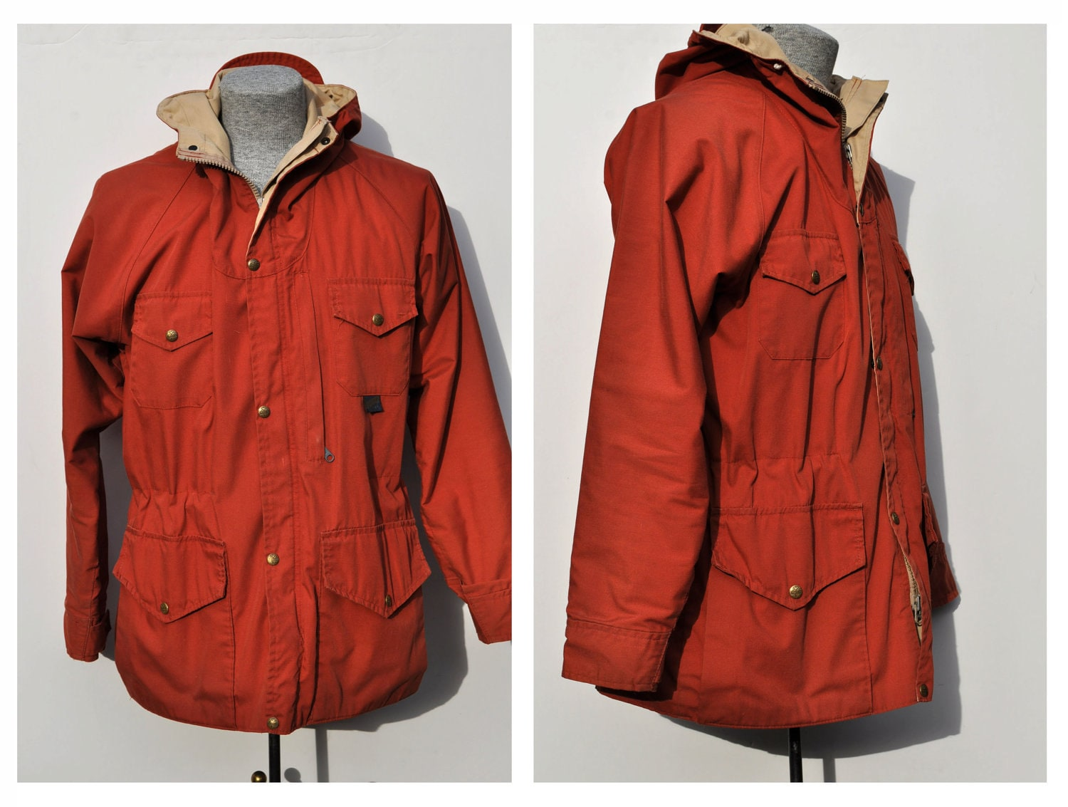 Vintage Mountain Parka 60 40 Parka Jacket Class 5 Class Five