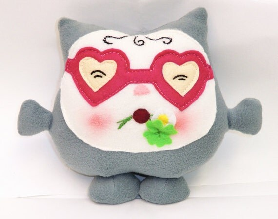 """Instant Digital Download-attern PDF DIY""""MIster Love  """" sewing"""