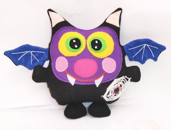 """Instant digital download Pattern PDF DIY""""MIster   BAT   """" sewing"""