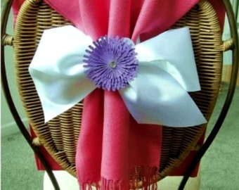 Pashmina Beach Wedding Favors and Decorations, 2 items with a single cost in 10 colors. These were 20, now 10