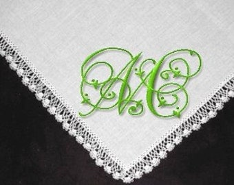 Popular items for personalised hanky on Etsy