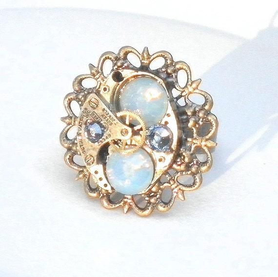 Super Sale Steampunk Ring