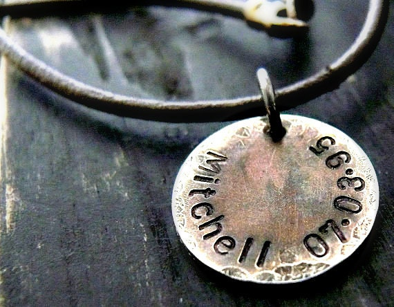 mens personalized necklace mens personalized necklace mens