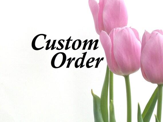 Custom Listing for BArtsyFartsy