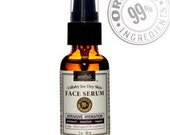 ORGANIC Facial Serum - Anti Aging - Argan, Grapeseed, Rosehip oils