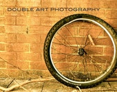 Old wheels - DoubleArt