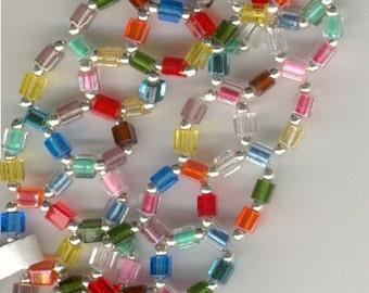 Square Weave Bracelet