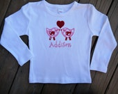 Love Birds Shirt or Onesie