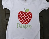 Apple Romper