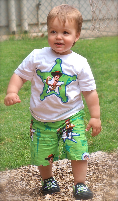 Disney Toys For Boys : Custom boutique boys toddler baby disney vacation toy story