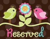 reserved listing for amanda vanness