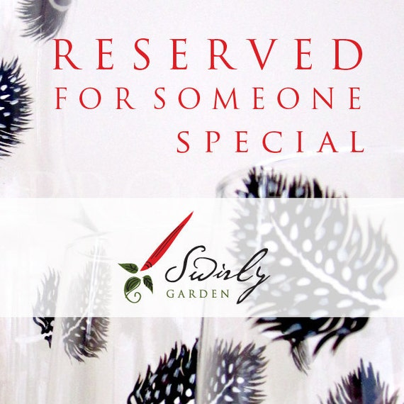 RESERVED for Amy- Custom Wedding Flutes