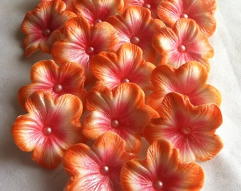 Gumpaste Cake Decorations Sugar Flowers Edible Wedding Cake Topper Gum paste