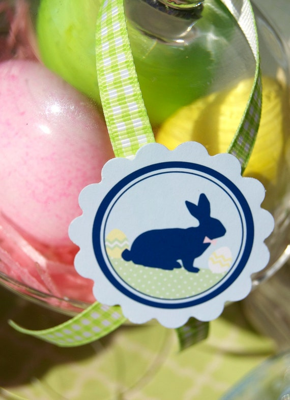 Easter Bunny Egg Hunt Printable Party Pack - DIY