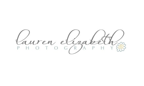 SALE Limited Time Only 1/3 off - Reg 29.99 - Premade Logo and Watermark