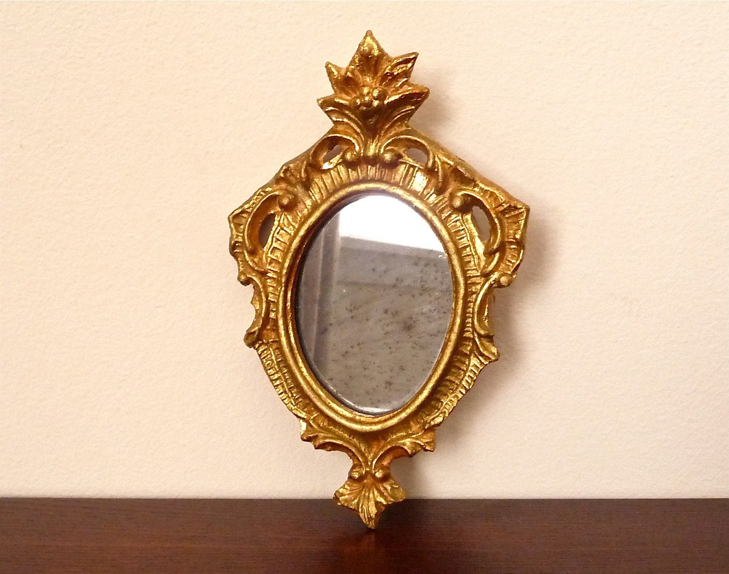 Small gold mirror for Small gold mirror