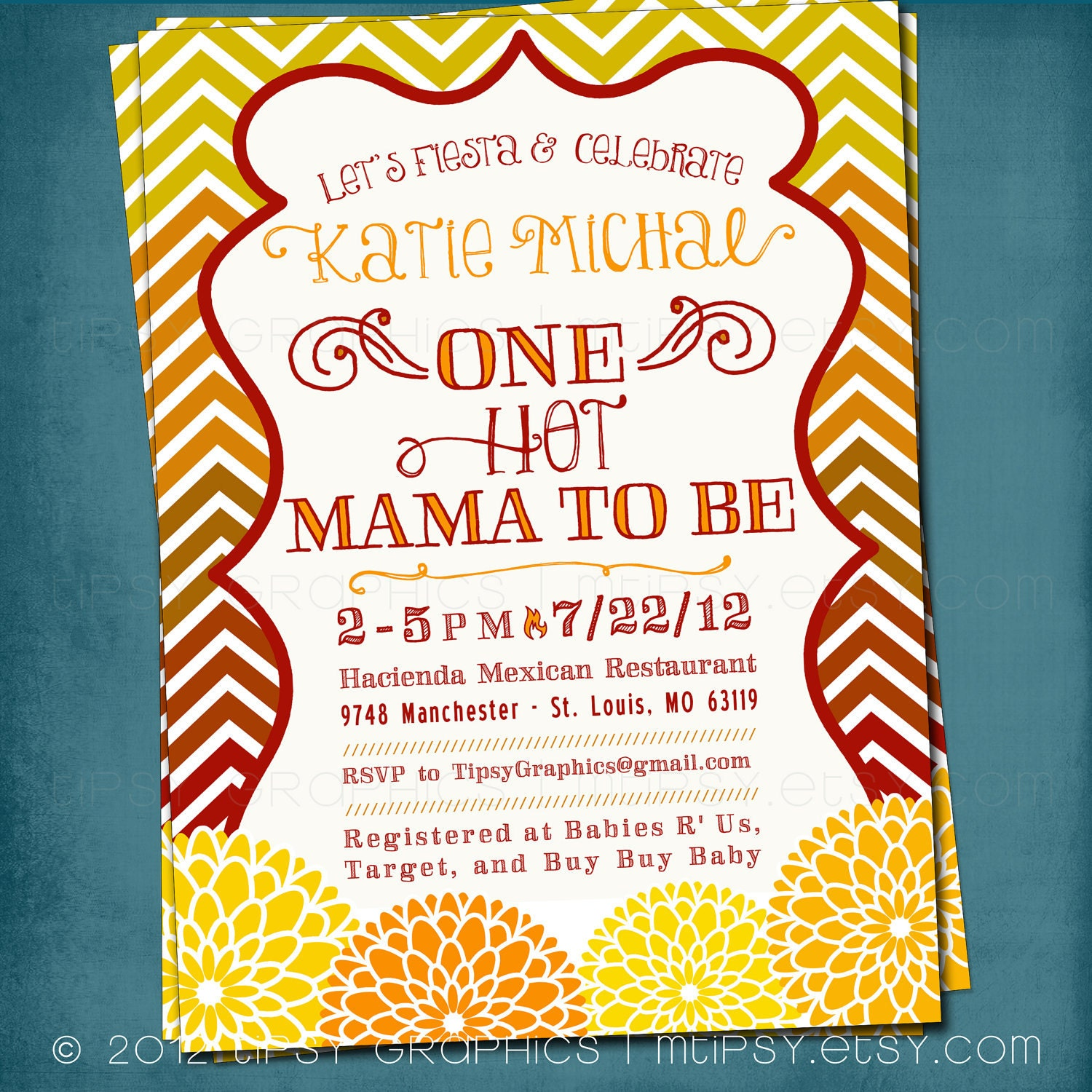 Spanish Baby Shower Invitations for perfect invitations sample