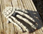 Sassy Skeleton Hand Barrett