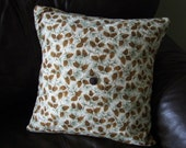 Digital Download  Pattern Make Your Own Pillow Case Covers Tutorial 12x12 14x14 16x16 18x18 20x20 ebook