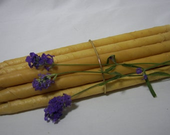 EAR CANDLES BEESWAX Professional Grade Qty 8