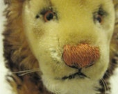 Steiff Leo Lion with Silver Button