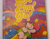Vintage 1975 Zip Pop Go School Textbook
