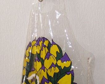 "Apron  Artichoke motif "" NEW ""  5 Percent OFF for the summer"
