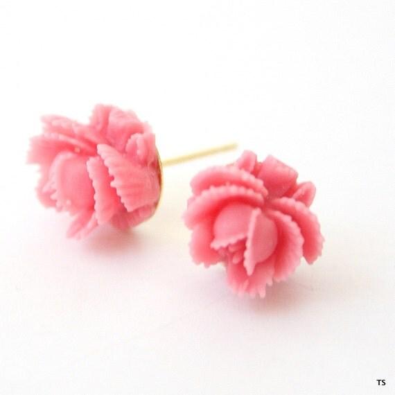 Little Pink Rose Posts OR CHOOSE your Color