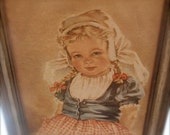 Free Shipping - Anne Allaben reproduction Austrian children