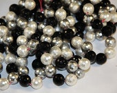 2.5mm 8 inches mother of pearl bead reserved for miss Denise